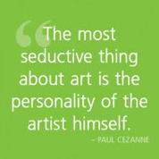 The most seductive thing...